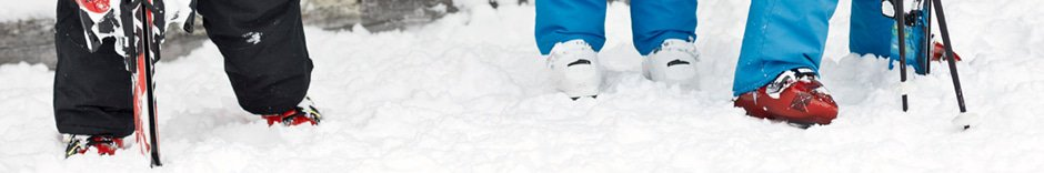 Skischuhe Kinder