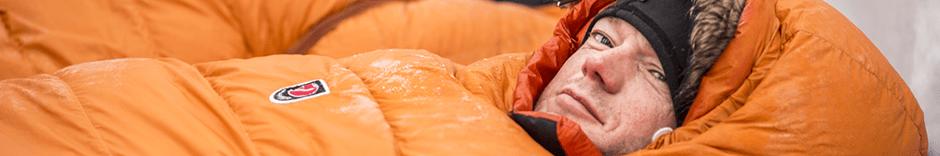 Leichten Schlafsacke